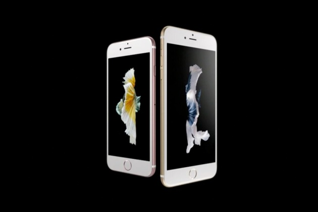 iPhone 6s et iPhone 6s Plus : Apple officialise ses nouveaux smartphones