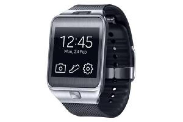 Google I/O : une smartwatch Samsung sous Android Wear