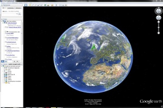 Google Earth 6.1 disponible en téléchargement