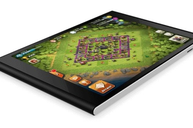 Cette tablette sera disponible au printemps 2015.