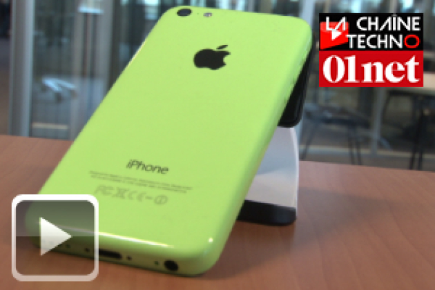 iPhone 5C : un lifting tout en couleur