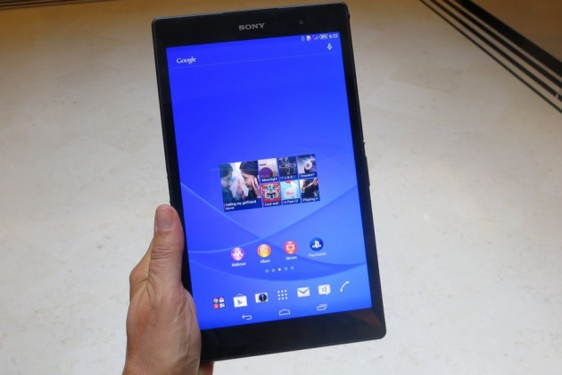 Sony Z3 Tablet Compact