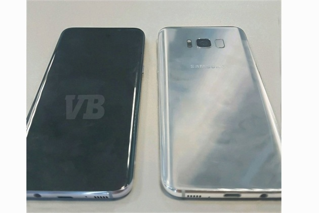 Le probable futur Galaxy S8.