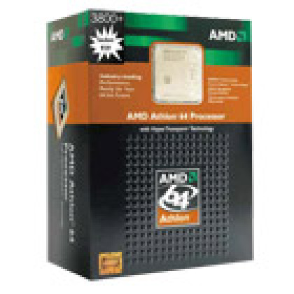 AMD Athlon 64 3800+ version boîte