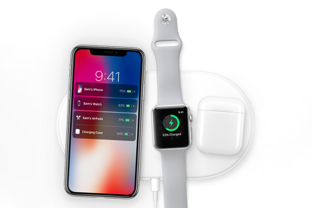 Le AirPower d'Apple