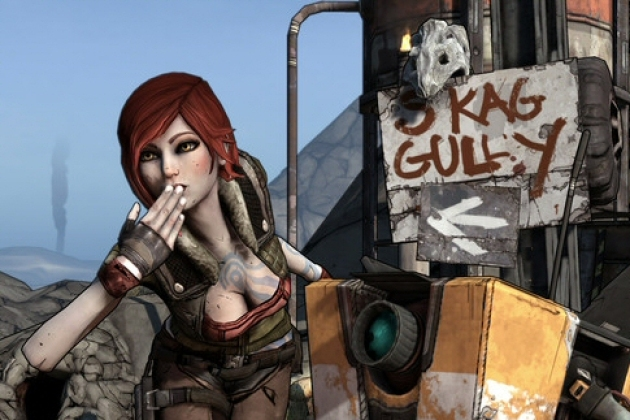 Borderlands,de 2K Games