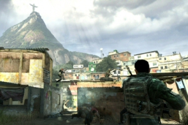 Call of Duty : Modern Warfare 2, d'Activision