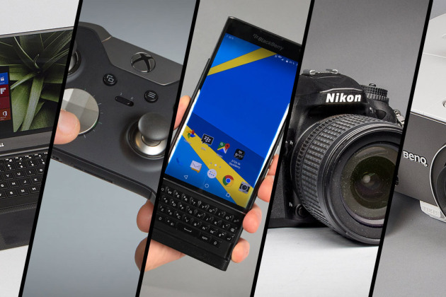 BlackBerry Priv, Dell XPS 13, Microsoft Xbox Elite Controller... le top 5 des tests