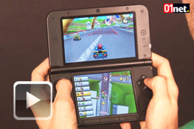 la nintendo 3ds xl en dix questions et une vid o. Black Bedroom Furniture Sets. Home Design Ideas
