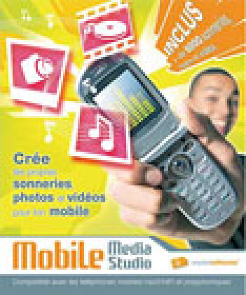 Mobile Media Studio 2, d'Avanquest : pour les accros au mobile