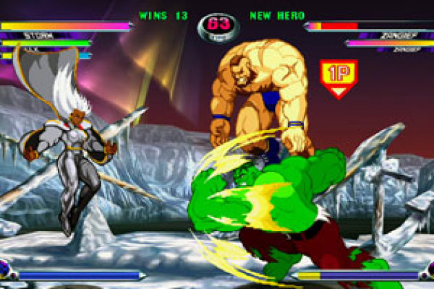 Capcom VS Marvel 2, de Capcom