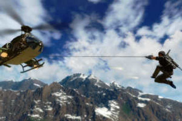 Just Cause 2, d'Eidos