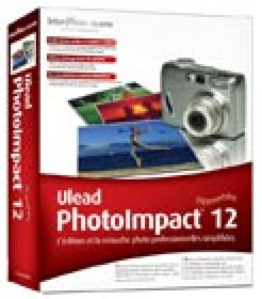 PhotoImpact 12, de Ulead : un concurrent pour Photoshop Elements