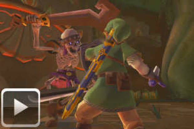 The Legend of Zelda : Skyward Sword, de Nintendo
