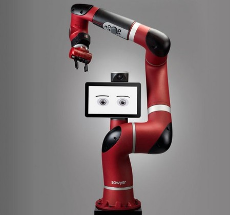 Sawyer, le robot collaboratif encore plus fort que Baxter