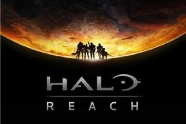 Halo Reach packshot