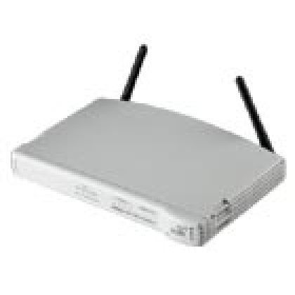 OfficeConnect ADSL Wireless 11g Firewall Router (3CRWE754G72-A), de 3Com