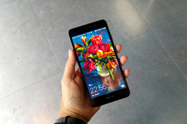 Le nouvel Honor 5c sera commercialisé en France.