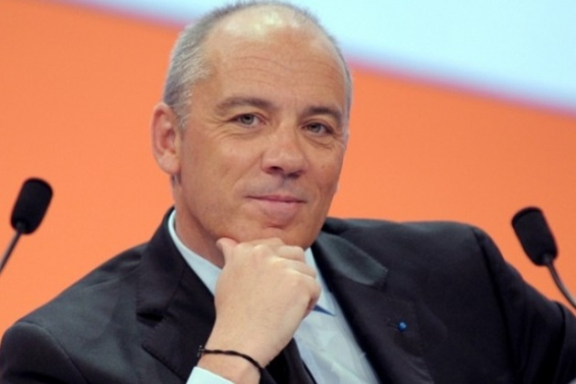 Stéphane Richard, PDG du groupe Orange