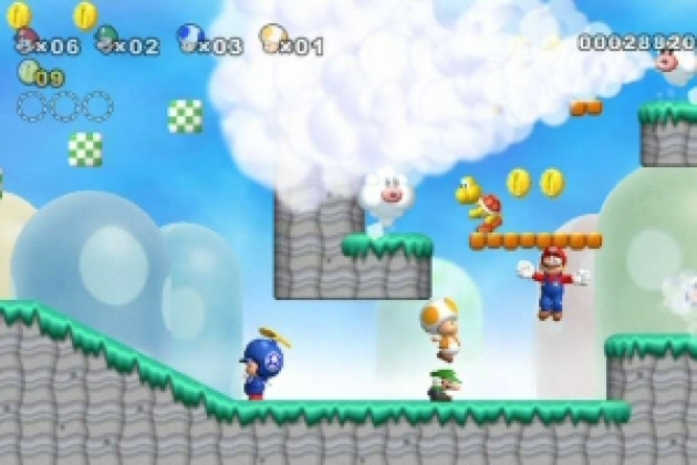 New Super Mario Bros. Wii, de Nintendo
