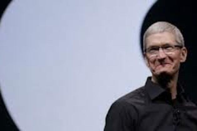 Les revenus de Tim Cook, patron d'Apple, s'effondrent de 99 % !