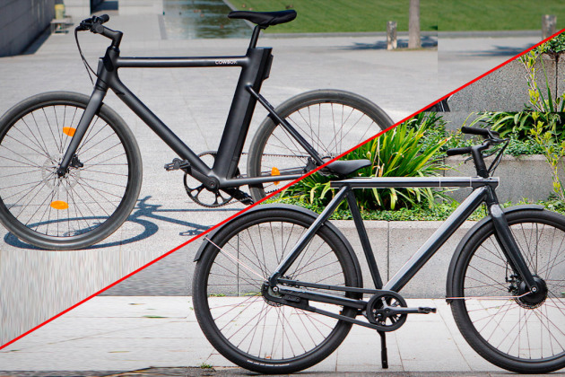 Cowboys (2019) vs VanMoof Electrified S2.