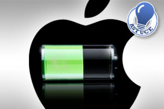 iPhone : économisez sa batterie