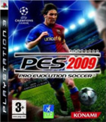 Pro Evolution Soccer 2009 chausse les crampons