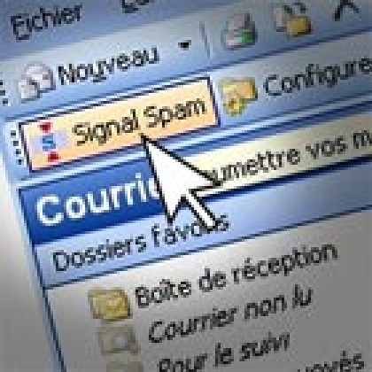 La France se dote d'un piège à spam national