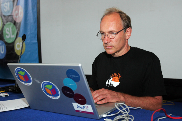 Tim Berners-Lee / Campus Party - 2008