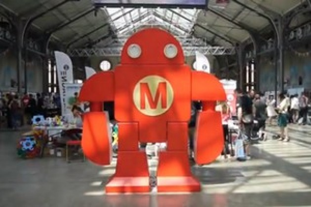 Impression 3D et robots à gogo, à la «Maker Faire Paris»