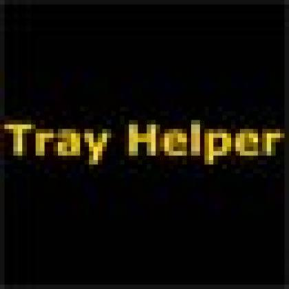 Tray Helper 4.9 : un couteau suisse pour Windows