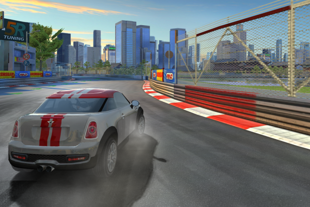 6 jeux de course gratuits pour iPhone, iPad, Android et Windows Phone