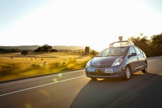 Des voitures autonomes de Google accidentées en Californie