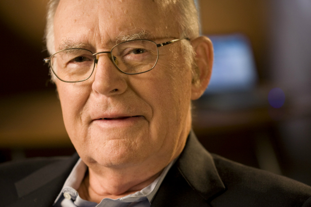 Gordon Moore en 2008