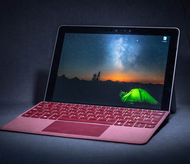 Test : Microsoft Surface Go, le PC ultra portable efficace... si on y met le prix