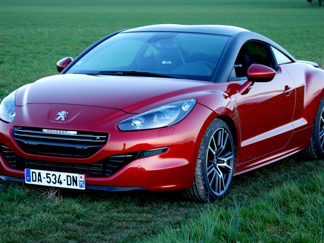 rcz r la plus puissante des peugeot. Black Bedroom Furniture Sets. Home Design Ideas