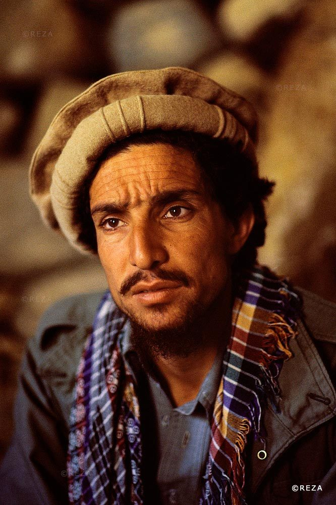 reza colonel massoud
