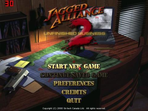 Good old Games - Jagged Alliance 2