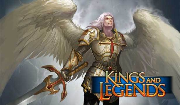 Jouez à Kings and Legends Gratuitement