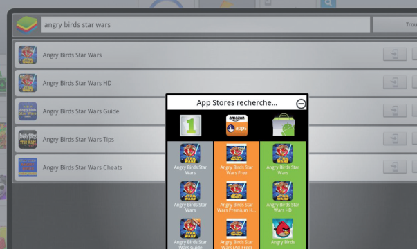 Utilisez les applications android sur pc - Telecharger angry birds star wars 2 ...