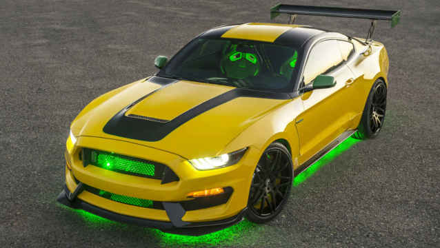 Ford Mustang Ole Yeller