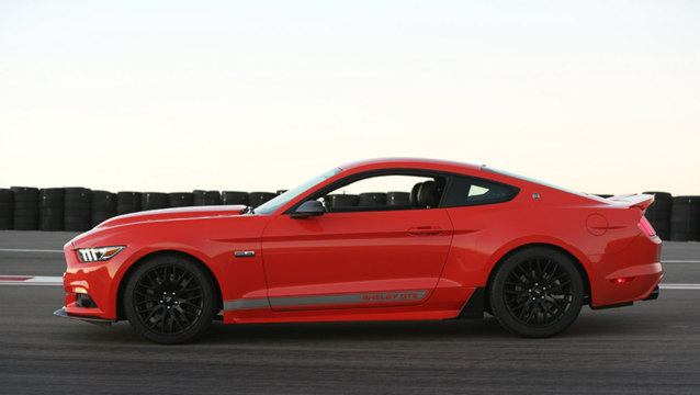 Ford Mustang GTE