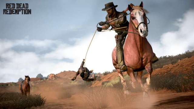 Red Dead Redemption, Lasso