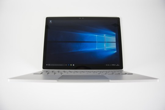Test : Microsoft Surface Book