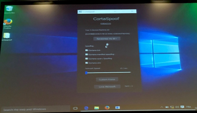 Windows 10: CortaSpoof, an effective way to prevent Cortana spying on you