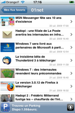 RSS Store Lite