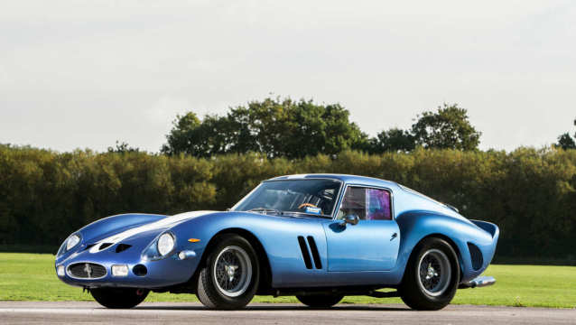 cette ferrari 250 gto pourrait devenir la voiture la plus ch re au monde. Black Bedroom Furniture Sets. Home Design Ideas
