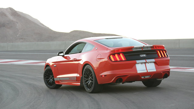 Ford Mustang Shelby GTE