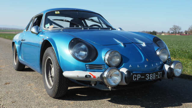 Alpine A110 Tour Auto
